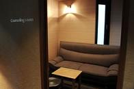 院内の完全個室部屋